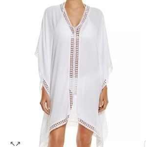 White cotton Tommy Bahama cover up